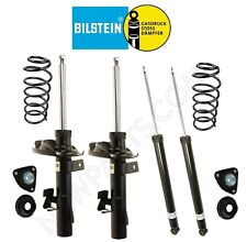 Volvo S40 V50 FWD TwinTube Struts & Shocks Coil Springs Mounts Kit Bilstein B4