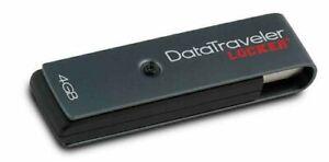 4GB Locker Data Traveler