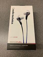 Audio-Technica ATH-CKX9 SonicFuelTM Headphones Earphones Silver