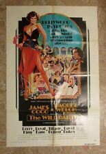 "1975 THE WILD PARTY Original 1-SH Movie Poster VG/FN  27x41"" Raquel Welch"