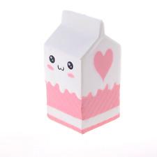 YIXUAN Milk Bottle Stress Reliever Jumbo Squishy Kawaii Slow Rising Soft Toy Cel