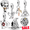 New Harry Potter Collection Charm Pandora 925 Sterling Silver Charm