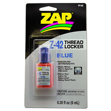 ZAP Blue Threadlocker  .20 oz. PT-42
