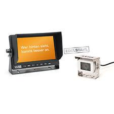 """LUIS 7""""-HD-System Professional mit HD-Rückfahr-Kamera und 7""""-HD-Monitor"""