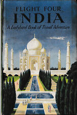 Ladybird Books: Series 587, Flight Four, India (matt; 2'6)