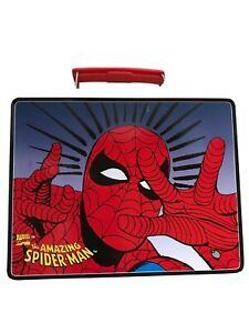The Amazing Spiderman Vintage Mini Lunch Box Tin 1998