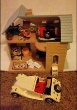 Sylvanian Familes Bear House Bundle, Car, Bears & Accessories