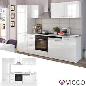 Cucina Vicco Optima Cucina componibile Blocco cucina Cucina su misura 270 cm
