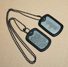 Battlefield 4 Rare Promo Dog Tags Xbox 360 One PS4 PS3 PC