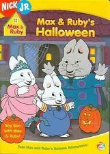 Max & Ruby's Halloween 0097368774742 With Tyler Stevenson DVD Region 1