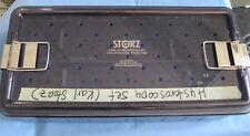 Karl Storz 39314D Operative Hysteroscopy Resection Case