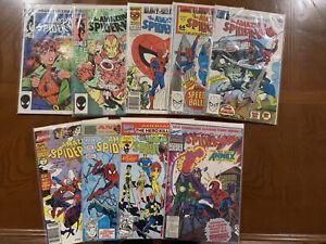 Amazing Spider-Man Annual Lot 19-27 Complete Run
