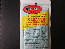 2 Pack Kaf-Tan #2 Drip Coffee Maker Cleaner/De-limer Mr.Coffee Bunn Krups Keurig