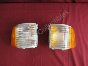 NOS OEM Mercury Grand Marquis, Colony Park Parking Lamp Lights 1988 - 91 PAIR
