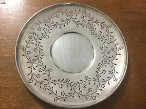Gorham Sterling Silver Reticulated Tray
