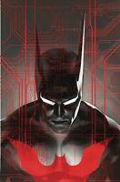 BATMAN BEYOND #31 DC COMICS  COVER B 1ST PRINT VIRGIN JURGENS 2019