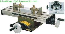 PROXXON 27100 Koordinatentisch / Kreuztisch KT70 - NEU + Teilapparat für KT 70
