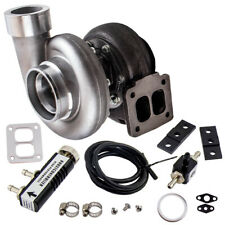 Gt45 Turbocharger T4 V Band 105 Ar 78trim 600hp Boost Boost Controller Turbo