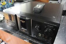 Sony Mega Storage CDP-CX350 300CD Disc CD Jukebox with Remote