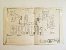 BALLY STRIKES AND SPARES PINBALL GAME SCHEMATICS PACK