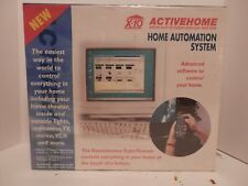 X-10 Activehome Home Automation System-New-Box Damage-Free Shipping