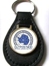 OUTPOST 31 THE THING KEY FOB KEYRING KEYFOB GIFT
