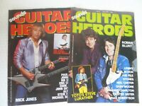 Sounds Guitar Heroes Magazines #9  #10 1983 Lemmy Gary Moore Pink Floyd Schenker
