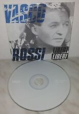 CD VASCO ROSSI - LIBERI LIBERI -TANGO DELLA GELOSIA  - SINGLE