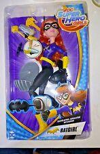 Mattel DC Batgirl Super Hero Girls Blaster Action Doll BNIB