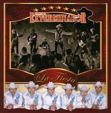 FREE US SHIP. on ANY 2+ CDs! ~Used,Good CD Grupo Exterminador: Fiesta