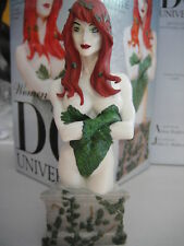 ADAM HUGHES POISON IVY WOMEN OF THE DC UNIVERSE Bust#129 STATUE Figurine Figure