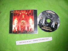 CD Metal Sepultura -  Territory (3Song) MCD ROADRUNNER