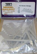Dapol C03. Girder Bridge Kit. (00 Gauge) Railway Model