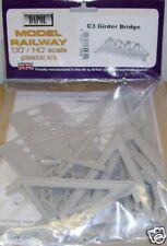 Dapol C03. Girder Bridge Kit. (00 Gauge) Railway Model
