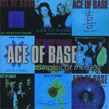 "Ace of Base ""Singles Of The 90's"" CD  Lit.Edit."