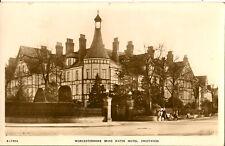 DROITWICH( Worcestershire) : Worcestershire Brine Baths Hotel RP-BRIDGE HOUSE