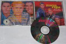 ZONA ROJA   CD ALBUM   RUMBA CALIENTE   USA 1997
