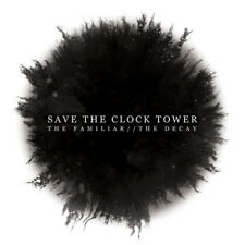 Save the Clock Tower : The Familiar/The Decay CD (2016) ***NEW***
