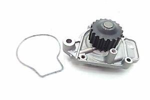 Engine Water Pump W/Gasket for 88-95 Honda CRX Civic del Sol Civic 1.5L 1.6L