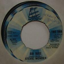 "Stevie Wonder(7"" Vinyl)Sir Duke-Motown-TMG 1068-UK-Ex/VG"