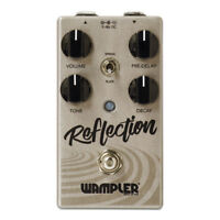 Wampler Reflection Reverb Effect Pedal