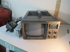Bentley portable TV 100C with adapter WORKS