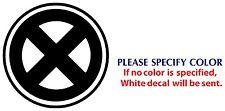 "X-Men Logo Game Movie TV JDM Funny Vinyl Sticker Decal Car Window Bumper Wall 6"""