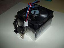 Ventola dissipatore alluminio per CPU socket 462  3 pin connector Ottima  OK