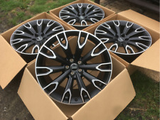 """Brand new Genuine Audi Q7 SQ7 21"""" alloy rims fits A6 S6 RS6 A7 S7 RS7 A8 S8"""