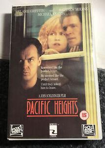 PACIFIC HEIGHTS FOX VIDEO BIG BOX EX RENTAL VHS