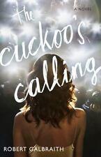 A Cormoran Strike Novel:The Cuckoo's Calling by Robert Galbraith and J. K. R
