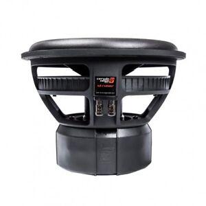 "Cerwin Vega ST124D 12"" Stroker Series Dual 4 ohm Car Subwoofer 2000W Max Power"