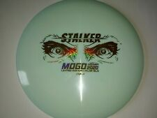 Brand New Limited Edition Discraft Z Color Glo Stalker, 175-176g, Lonteen Art