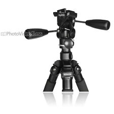 "New Bower VT6500 Heavy Duty 65"" Tripod For Canon Nikon Sony Pentax Camera"